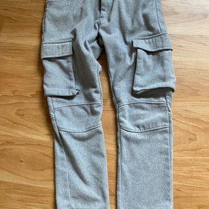 AMERICAN STITCH Men's Gray cargo pants size M